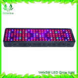 Glebe LED는 UV IR 플랜트가 실내 온실 원예식물 Veg와 꽃이 피는을%s 램프를 증가하는 가벼운 720W 가득 차있는 스펙트럼을 증가한다