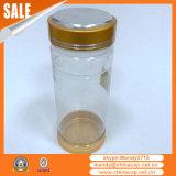 [38مّ45مّ53مّ] معدن ألومنيوم غطاء لأنّ زجاجة بلاستيكيّة