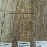 Migliaia della pavimentazione del PVC di prova e di certificazione dell'Ue di legno