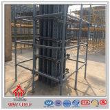 Leichter hoher Eingabe-Stahl-scherende Wand-Spalte-Verschalung