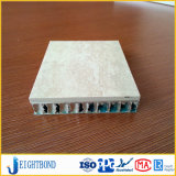 중국 공장에 의하여 주문을 받아서 만들어지는 디자인 돌 알루미늄 벌집 위원회