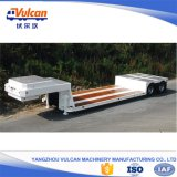 Lieferanten-Qualität 60 Tonnen niedrige Ladevorrichtungs-halb Schlussteil-
