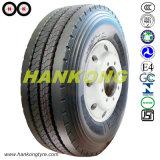 el carro sin tubo 11r22.5 cansa los neumáticos radiales de acero