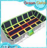 Venta caliente modificada para requisitos particulares para los cabritos de interior y el parque al aire libre del trampolín