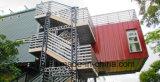 Дом контейнера сделанная в Китае для Hotsell