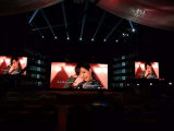 Высокий экран дисплея полного цвета арендный СИД разрешения P4 крытый