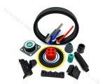 Alta calidad TS16949 junta de goma de caucho moldeado personalizado junta de goma del espaciador para uso del automóvil