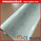 Feuille de PVC stratifié à haute brillance / Nouveau film auto-adhésif en PVC à haute brillance