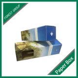 매트 주문 박판 다채로운 인쇄 물결 모양 상자