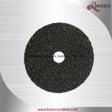 Диски керамических, Zirconia & алюминиевой окиси смолаы волокна для металла