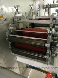 Interfaz conmovedor del color, convertidor, embrague magnético del polvo, corte del beso, máquina que corta con tintas rotatoria