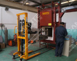 Kleiner schmelzender Stahlofen für industrielles 1300c