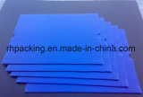 White Grey Blue Yellow Corona Treated PP Corrugated plastic Sheet /Coroplast Sheet/Advertizing plastic Sheet 8mm 10mm 4 ' *8'