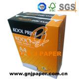 Papier de copie blanc A4 de format A4 pour impression d'imprimante fax