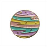 A decoração Pokemon da HOME do ofício da arte Badges o emblema do metal