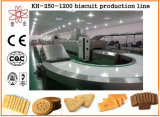 Machine molle de fabrication de biscuits d'acier inoxydable du KH 600