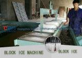 Macchina del blocco di ghiaccio di potere di risparmio per la fabbricazione del ghiaccio in pani solido
