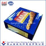 Caixa de dobramento feita sob encomenda que empacota, produtos dos bolinhos do papel de impressão dos produtos de China da caixa de papel dos bolinhos os melhores, caixa de papel do presente