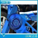 電気スクーターのEバイクを折る小型2つの車輪
