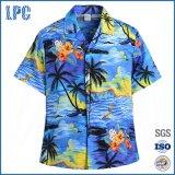 Camicia della spiaggia degli amanti dell'Hawai per la festa