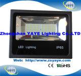 Lumière chaude de projet des projecteurs de la lumière d'inondation de la vente SMD 10W DEL de Yaye 18/SMD 10W DEL/10W DEL avec Ce/RoHS