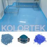 Pigmento metallico per il rivestimento del pavimento