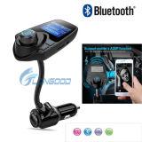 2017 MP3 무선 라디오 차 FM 전송기를 비용을 부과하는 새로운 최고 Bluetooth 보조 변조기 USB