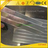 6063 6463 Spiegel-glänzende Polieraluminiumstrangpresßling-Badezimmer-Profile
