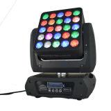 25PCS*12W RGBW 4in1 LED bewegliche Hauptmatrix (HL-002BM)
