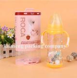 Contenitore professionale di pacchetto dell'alimentatore del bambino dell'animale domestico del PVC pp della plastica della Cina (casella dell'alimentatore)