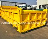 4-10m3 쓰레기 트럭 수집가 바디, 훅 팔 쓰레기 트럭 바디