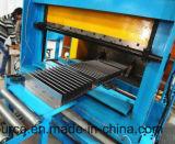 Transformador que faz linha de produção ondulada da aleta