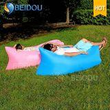 位置の寝袋不精な浜のソファーベッド携帯用膨脹可能なLaybag