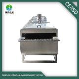 Máquina de cozimento e de descascamento contínua personalizada de 20 anos de fabricante