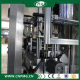 Máquina de etiquetado de la funda del encogimiento de dos pistas controlada por Micro-Computer