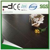 chêne gris foncé Eir de 12mm étincelant le plancher en stratifié de foulage