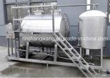 Sistema automático cheio da limpeza do CIP