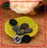 Кнопка смолаы кнопки отверстий кнопок рубашки 4 ребенка круглая