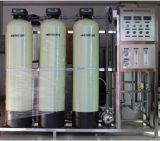 matériel pur de traitement de filtre d'eau d'osmose d'inversion de 500L/H Ss/FRP