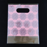 Plastikgeschenk-Grad-verpackenbeutel mit kundenspezifischem Firmenzeichen-Entwurfs-Drucken