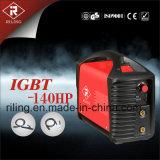 セリウム(IGBT-120HP/140HP/160HP)が付いているインバーターIGBT溶接工
