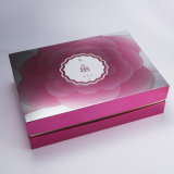 Caixa de embalagem feita sob encomenda para o alimento, cosméticos, presente, produtos eletrônicos
