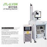 Máquina da marcação do laser do CO2 do laser 10W 30W 60W de Jiatai para a impressora do frasco do animal de estimação