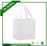 Peut ajouter le sac d'épicerie non tissé Supplémentaire-Large d'emballage de commande à façon de logo