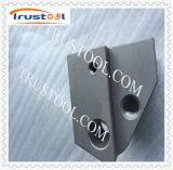 CNC поворачивая, филируя подверганная механической обработке часть