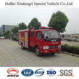 직업적인 공급 3ton Dongfeng Cummins 화재 싸움 트럭 가격 Euro4