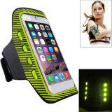 Fabrik-Sport- blinkende LED Armbinde der fördernden Preis-Telefon-Zubehör-