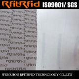 UHF/860-960MHz使い捨て可能なRFIDの盗難防止の札