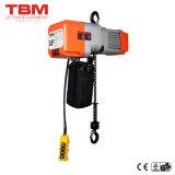 Tbm Hoist 0.5ton - 32ton, palan électrique avec Ce GS, palan à chaîne électrique