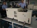 Spectrométrie de masse à la chromatographie au gaz (GC-MS)
